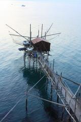 Trabucco Adriatico