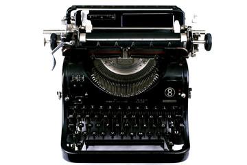 Schreibmaschine aus den Vierzigern, 20. Jhdt.