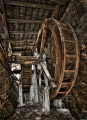 Eismühle