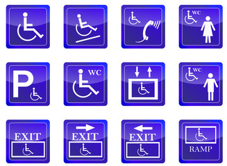Invalid signs