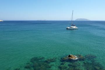 Seefahrt im Mittelmeer