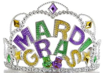 Wall Mural - Mardi Gras Crown