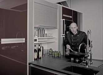 mann küche wog