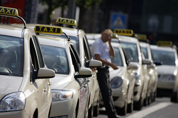 Taxistand Hauptwache