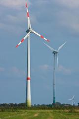 Windrad Windräder