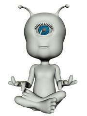 Alien, Meditation
