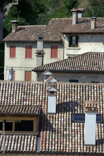 Tetti Di Case Classiche Immagini E Fotografie Royalty