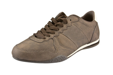 Sneaker, clipping path included