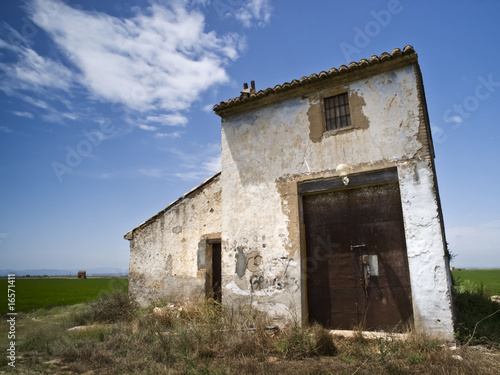 Antigua Casa De Campo Valenciana Fotos De Archivo E
