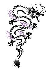 tribal drago 2