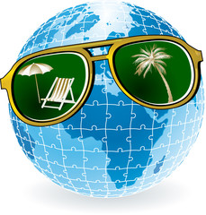 sonnenbrille global