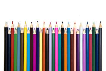 Colorful pencils #16