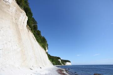 Weisse Wand - Rügen - White wall