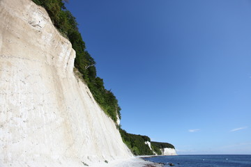 Rügen - Kreidefelsen - Chalk cliffs