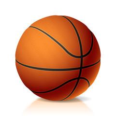 Basket ball. Vector.
