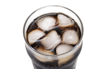 verre de cola