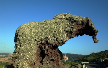 Sardinien Rocco d'Elephante Castelsardo