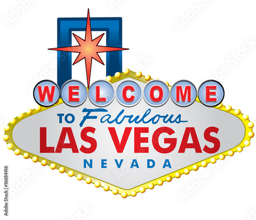 Las Vegas Welcome Sign\