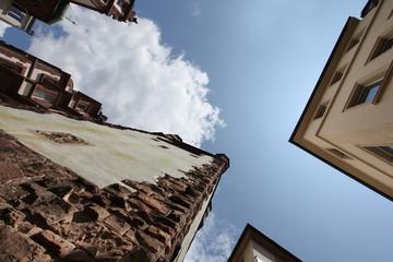 Stadttor von Freiburg - City gate of Freiburg