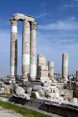Jordan, Amman, Jebelal- Qal'a