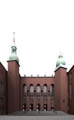 Stockholms stadshus (Rathaus)