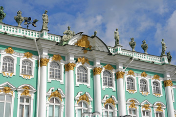 Winter Palace. Hermitage
