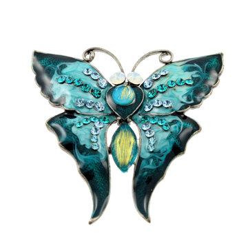 bijou, broche papillon