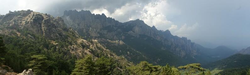 Montagnes Sud de la Corse