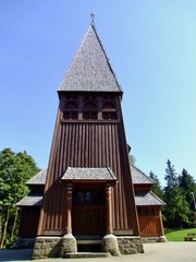 Turm Stabkirche