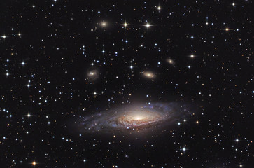 Galaxy Group NGC7331