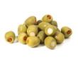 Grüne Oliven - gefüllt