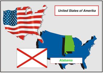 United States - Alabama