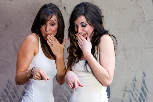 Giggling Girls