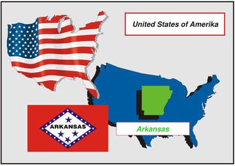 United States - Arkansas