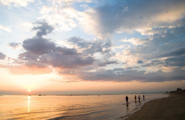 alba sul mare