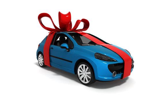 voiture cadeau