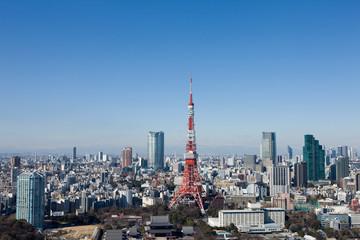 東京の街並み 港区