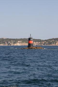 phare au large de bandol