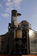Petit train à vapeur de la Baie de Somme