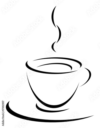Tasse clipart  Tasse de Café - Cup of Coffee