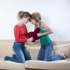 dispute de femme pour un amour