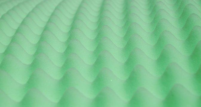 Schaumstoff grün