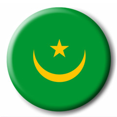 Fototapeta Button Mauretanien obraz