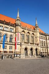 Neues Rathaus in Braunschweig