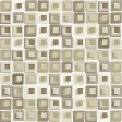 Seamless brown tile pattern