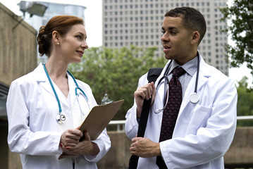 Doctor Discussion
