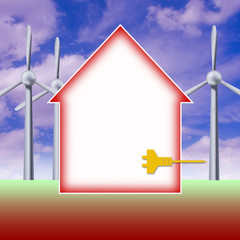 schema grafik ökohaus windkarft windrad schaubild