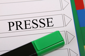 Register Presse