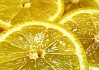 Juicy Lemon Slices