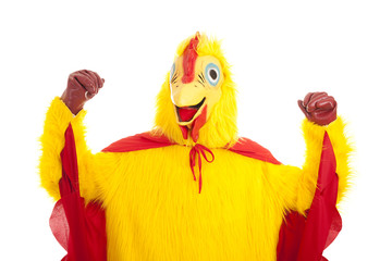 Super Chicken - Show of Strength